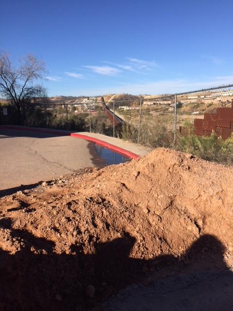 border wall nogales